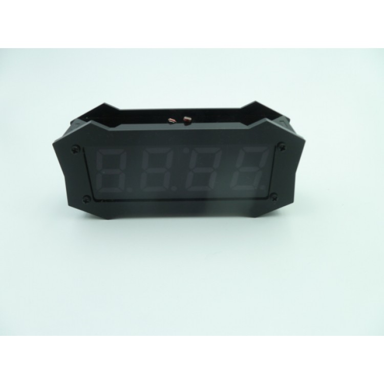 "1.2"" inch LED Clock KIT With Acrytic Case B"
